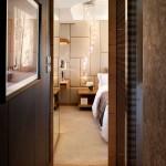 Wooden Floor and Furniture Design Apartment