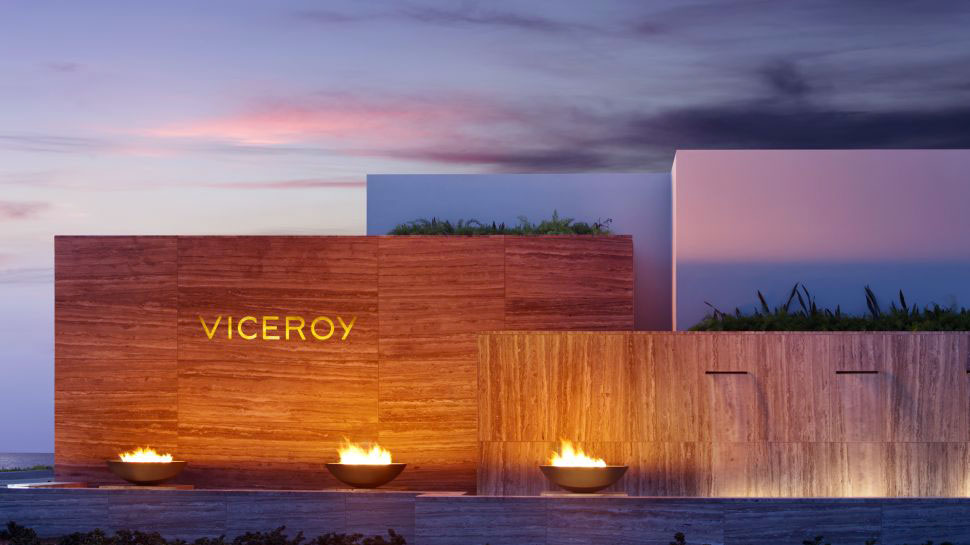 Amazing Fire Bowl Decor Viceroy Villas