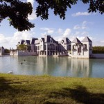 Amazing Luxury Castle with Moat View