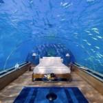 Astounding Undersea Hotel Suite Design Ideas