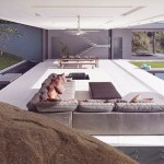 Contemporary Open Living Spaces Villa Amanzi