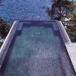 Infinity Pool with Panoramic 180 Ocean View