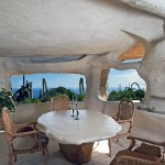 Interior Design of the Flintstone Cave House Ideas