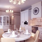 Luxury Apartment with a Traditional Interior Design
