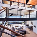 Modern Iron Stair Railings Design