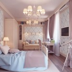Retro Seamless Wall Decals Bedroom Ideas