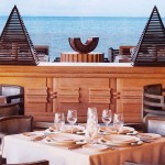 Villa Viceroy Restaurant with Table Manner
