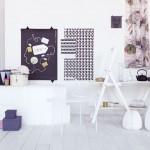Beautiful White Interior Decor Photo