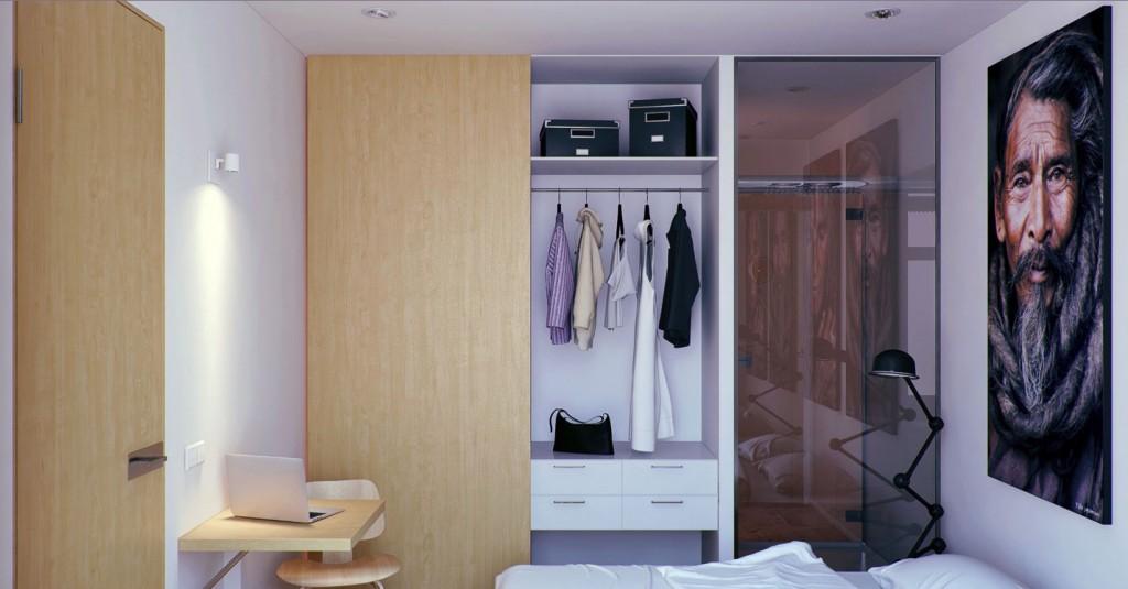 Elegant Fitted Wardrobes Furniture Design