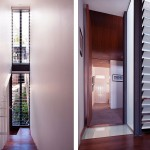 Modern Hallway with High Ventilation Ideas