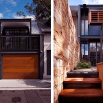 Modern House with Mild Steel Construction