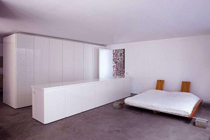 Modern White Bedroom Dressing Design Ideas
