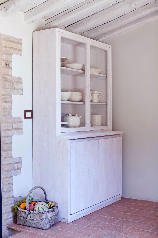 White Classic China Cabinet Design Interior Design Ideas