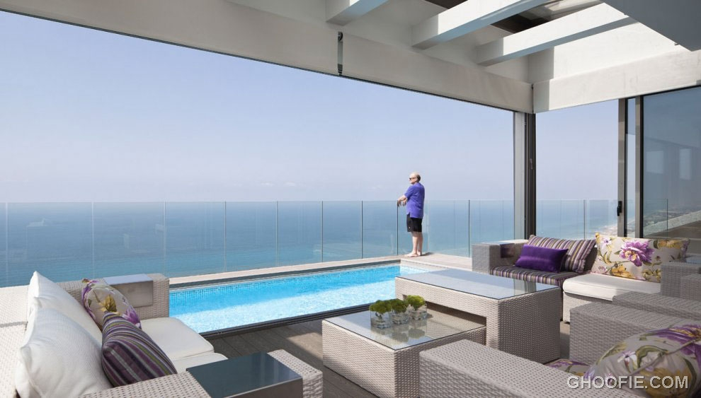 Amazing Sun Terrace with Sea View