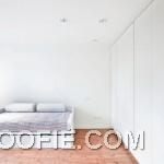 Elegant Large Bedroom with Recessed Spotlight