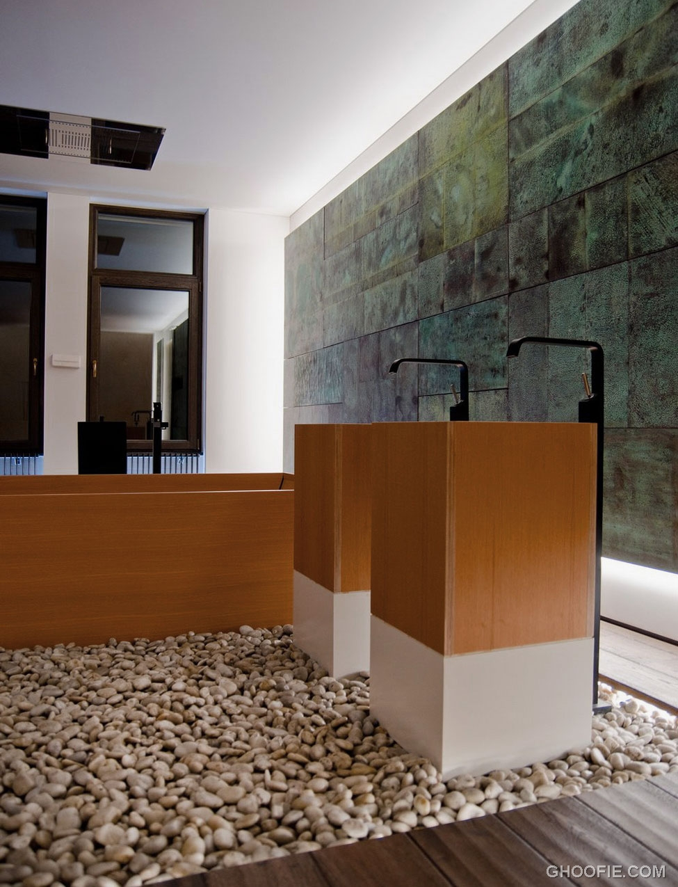 Modern Unusual Wash Basin Design