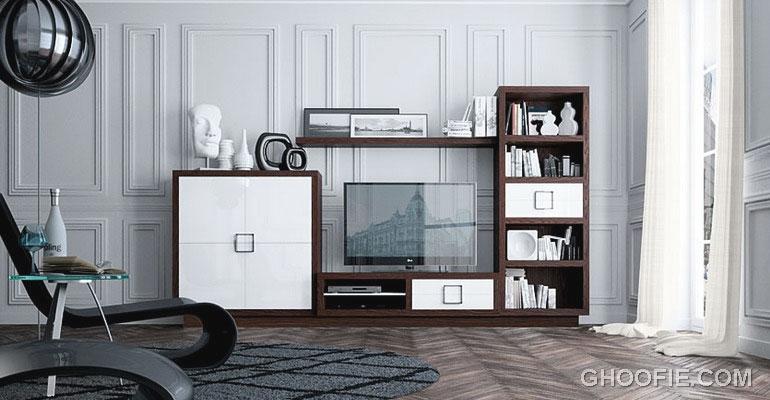 Classic Modern Furniture Living Room Design