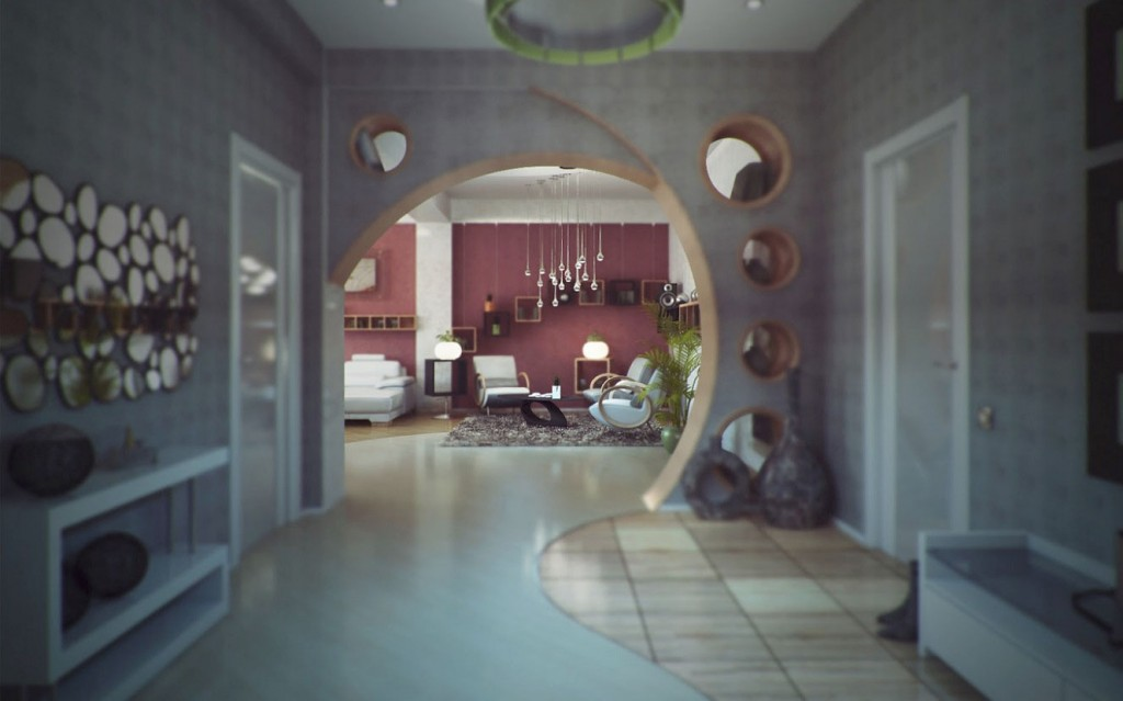 Creative Curved Circular Architectural Ideas