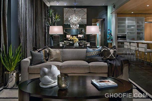 Master Luxury Living Room Design