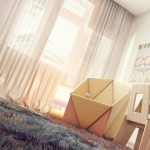 Modern Childrens Room Decor Interior