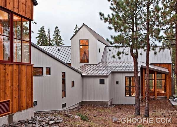 Modern Villa Design with Unusual Design Ideas