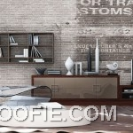 Modern Vintage Living Room With Awesome Funiture Set