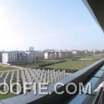 New Building by Odile Decq - Outdoor View