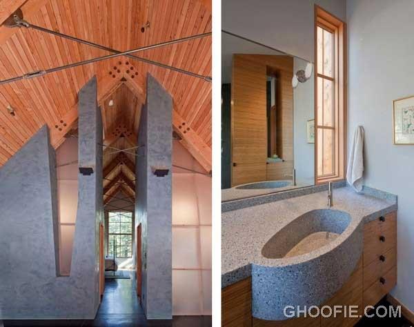 Contemporary snow hill villa design ideas architecture for Quirky home furniture