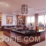 White Brown Furniture Kitchen Island Ideas