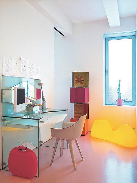 Acrylic Mac Desk for Girl Ideas