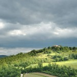 Beautiful Landscape Umbrian Countryside