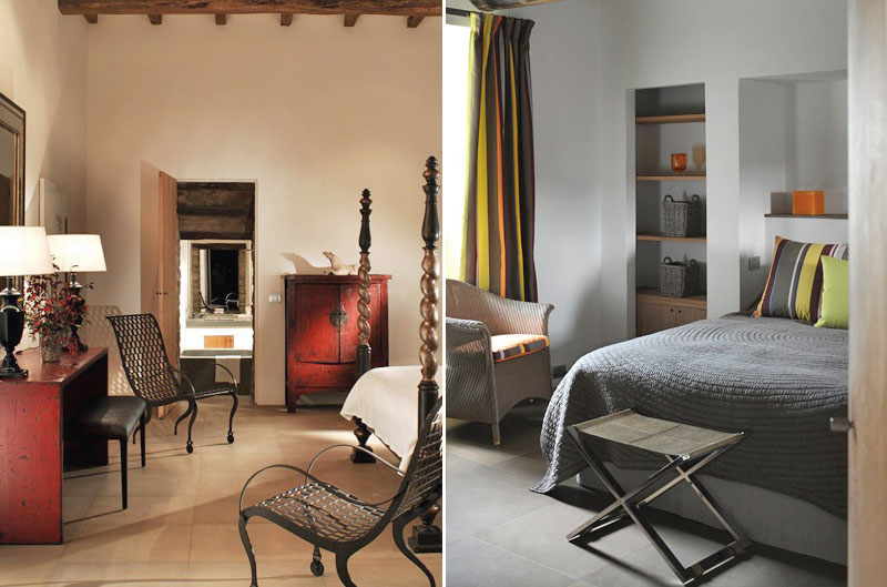 Classic Gray White Green Bedroom Ideas
