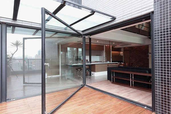 Cool Sliding Door Design Ideas