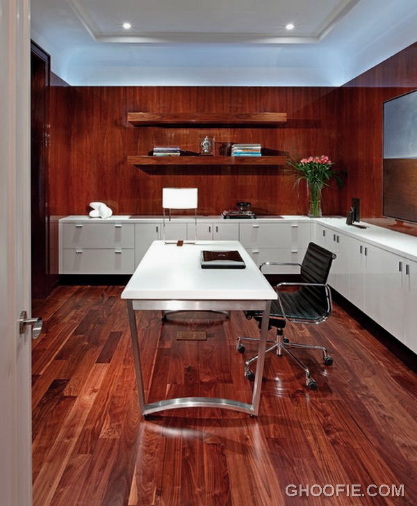 Elegant Office Design with Herman Miller Chair