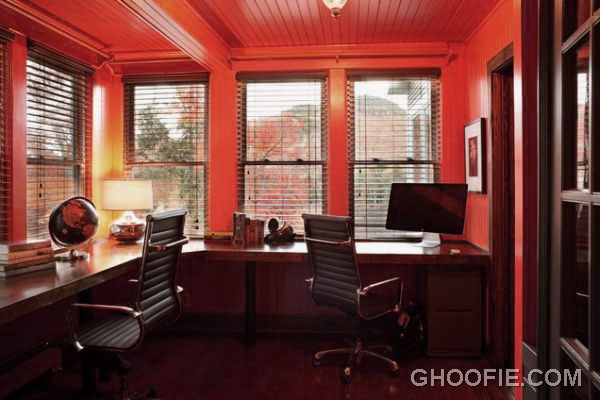Fascinating Office Room Design with Herman Miller Chair