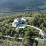 Fortified Italian Dream House in Niccone Valley