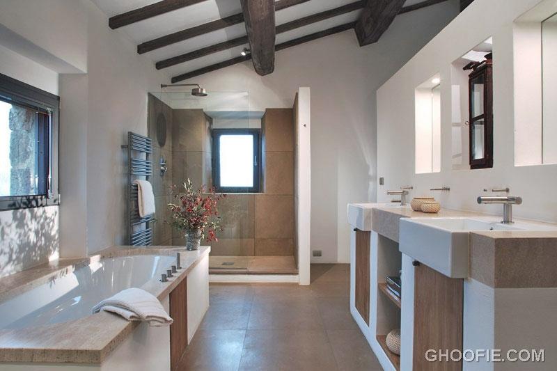 Luxury White Wood Bathroom Inspirations
