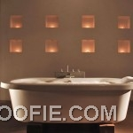 Modern Romantic Bathroom Interior Design