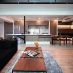 Simple Living Area Table Design Ideas
