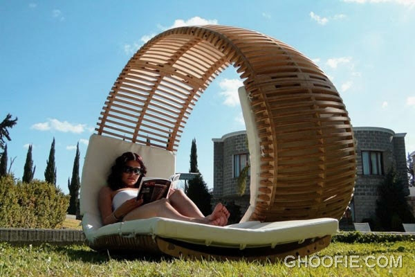 Unusual Lounge Chair Design Ideas