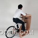 Creative Bike Desk Design Ideas