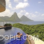 Infinity Pool Jade montain Luxury Resort Ideas