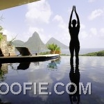 Infinity Pool with Sundeck and Amazing View