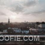 Loft Design with Beautiful City Views