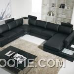 Gorgeous Black Living Room Designs