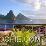 Amazing Anse Chastanet Resort in St. Lucia