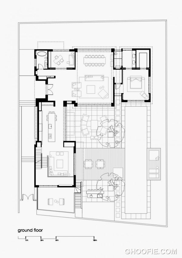Contemporary family house plan design ideas 2 interior for Modern family home plans
