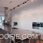 Minimalist Kitchen for Modern Family House Design Ideas