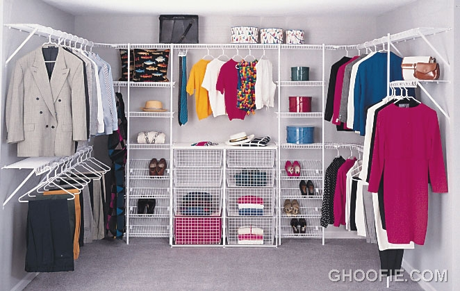 Minimalist small walk in closet design ideas interior design ideas - Small closet space minimalist ...