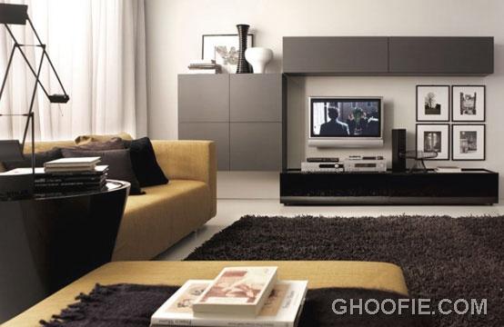 Modern Minimalist Living Room Layout Ideas